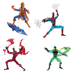 Ultimate spiderman carnage figure - photo#24
