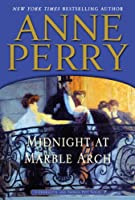 Midnight at Marble Arch (Thorndike Press Large Print Basic Series)