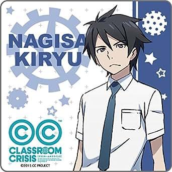 Classroom☆Crisisマグネットステッカー 霧羽ナギサ