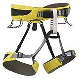 Black Diamond Momentum climbing belt SA, L yellow climbing belt