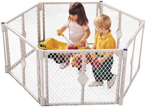 Best North States Superyard Play Yard, Classic XT Guides