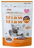 ミャウミャウ (MiawMiaw) カリカリ小粒タイプミドル かつお味 580g