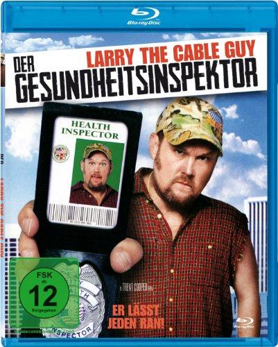 Der Gesundheitsinspektor [Blu-ray]