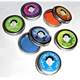Crazy Aarons Thinking Putty Mini Tin Assortment 6 Pack