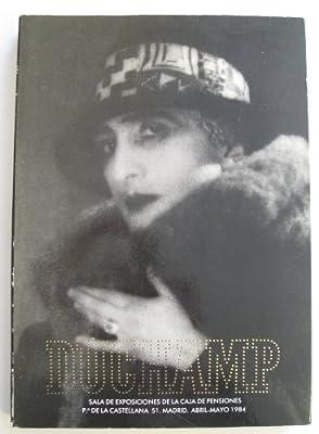 Duchamp: mayo-junio 1984, Sala de Esposiciones de la Caja de Pensiones, Paseo de la Castellana, 51, Madrid- exposición
