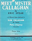 img - for Meet Mister Callaghan book / textbook / text book