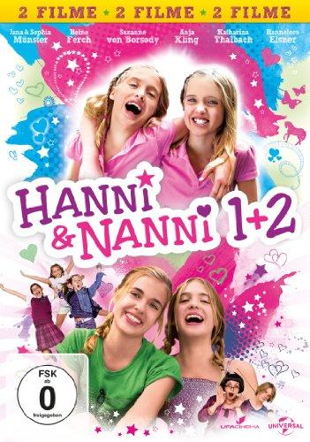 Hanni & Nanni 1+2 [2 DVDs]
