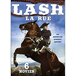 Lash La Rue: 6-Film Collection V.2