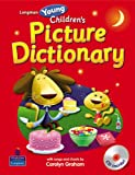 Young Children's Picture Dictionary Student Book with CD