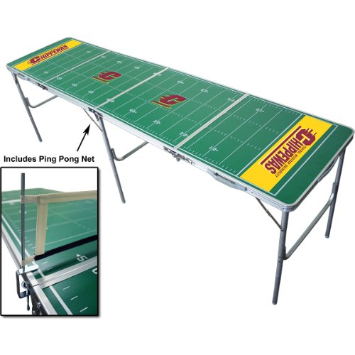 NCAA Central Michigan Chippewas Tailgate Ping Pong Table With Net