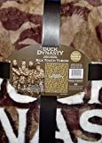 A&E Duck Dynasty Silk Touch Throw Blanket, 40 by 60-Inch