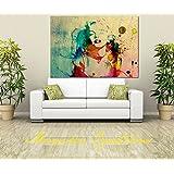 Canvas Merlin Munaro Original Art Digital Print, Portrait, Abstract Art, Wall Hanging , Gift Ideas, Modern Art...