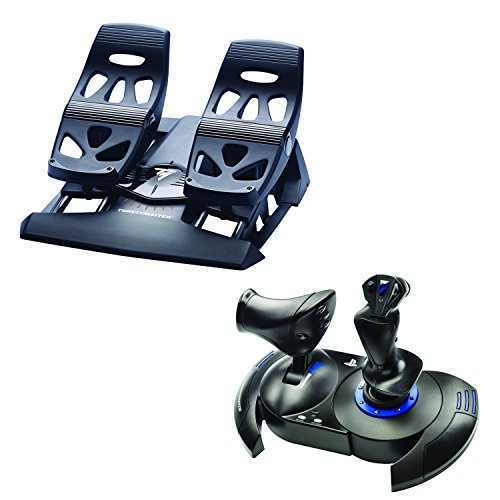 Thrustmaster-Playstation-Thunder-Starter-Pack-Flight-Rudder-Pedals