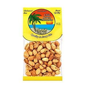 Island Snacks Chile Pistachios 375-ounce by Island Snacks