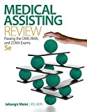 img - for Loose Leaf for Medical Assisting Review: Passing the CMA, RMA, and CCMA Exams book / textbook / text book