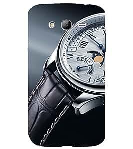 printtech Designer Chronograph Watch Back Case Cover for Samsung Galaxy Grand i9080 / Samsung Galaxy Grand i9082