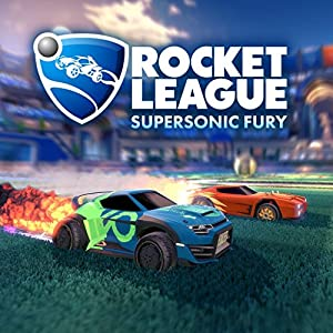 Rocket League (Cross Buy): Supersonic Fury - PS4 / PS4 [Digital Code]