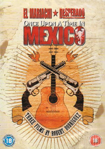El Mariachi / Desperado / Once Upon a Time in Mexico [DVD] [2004]