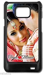 Samsung Galaxy S2 Case / Back Cover - Personalized with Your Own Photos