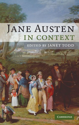 Jane Austen in Context Paperback (The Cambridge Edition of the Works of Jane Austen)