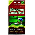 Espoma ELF20 20-Pound Organic All Season Lawn Food