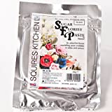 Squires Kitchen Sugar Florist Paste SFP - Black 100g