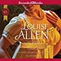 Practical Widow to Passionate Mistress (       UNABRIDGED) by Louise Allen Narrated by Jilly Bond