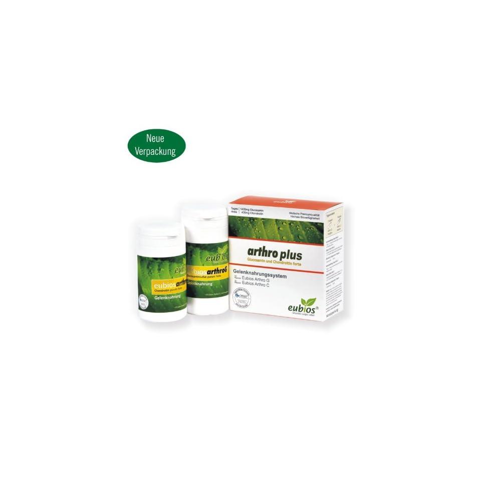 Glucosamin Chondroitin Msm Vitamin C Kapseln
