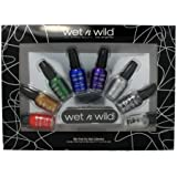 WET N WILD Mini Fast Dry Nail Color Collection - Mini Collection