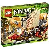 Lego Ninjago Playthème - 9446 - Jeu de Construction - Le QG des Ninjas