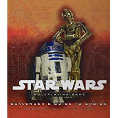 Scavenger's Guide to Droids: A Star Wars Roleplaying