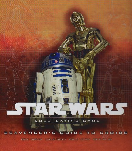 Scavenger's Guide to Droids (