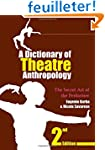 A Dictionary of Theatre Anthropology:...