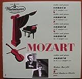 モーツァルト:ヴァイオリン・ソナタ第25番