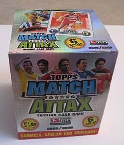Match Attax Booster 11/12 Display, 100 Booster