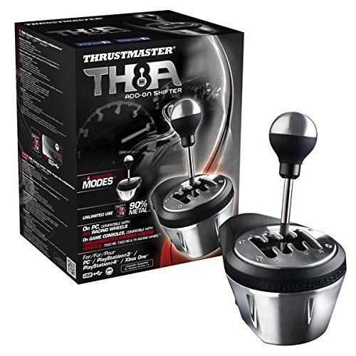 ThrustMaster VG TH8A 附加齿轮箱移为 PC、 PS3、 PS4 和 Xbox 一 [平行进口]