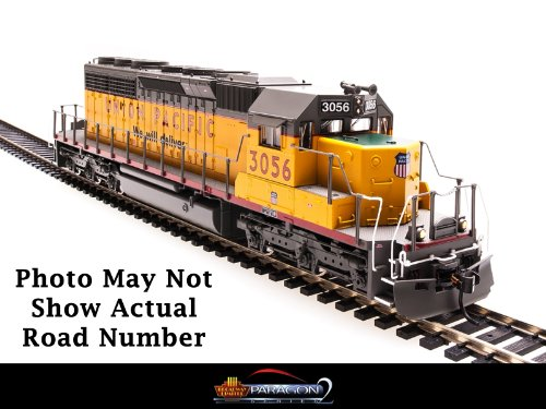 Ho Sd40-2 W/Dcc & Sound, Up/We Will Deliver #3079