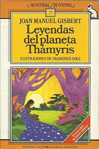 Leyendas Del Planeta Thámyris descarga pdf epub mobi fb2