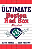 The Ultimate Boston Red Sox Baseball Challenge