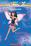 Samantha the Swimming Fairy (Rainbow Magic: The Sports Fairies, No. 5)