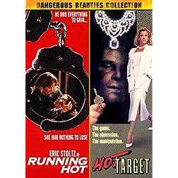 Running Hot/Hot Target (remastered widescreen edition) Dangerous Beauties Collection