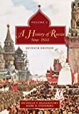 A History of Russia: Volume 2: Since 1855 (0195153936) by Nicholas V. Riasanovsky
