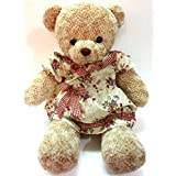 Big Size Teddy Girl Bear - Soft Teddy Bear Huggable Soft Toy - 30 Inches In Size - Best Gift, Birthday Gift -...
