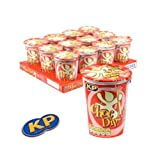KP Choc Dips White Chocolate Case of 12 Pots