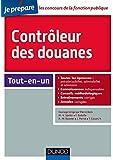 Contrôleur des douanes - Concours externe et interne - Tout-en-un