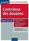 Image de Contrôleur des douanes - Concours externe et interne - Tout-en-un