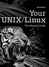 Your UNIX/Linux: The Ultimate Guide, 3rd edition