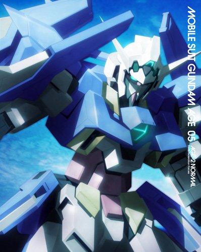 機動戦士ガンダムAGE 第5巻 豪華版 【初回限定生産】 [Blu-ray]