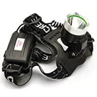 Outdoor Waterproof 1600LM CREE XM-L T6 LED Headlamp from ePathDirect