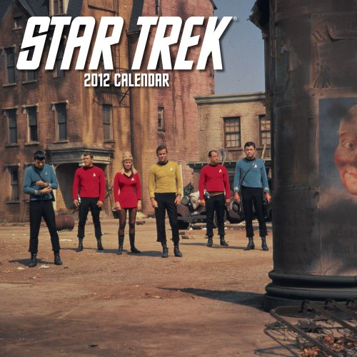 Star Trek: The Original Series: 2012 Wall Calendar
